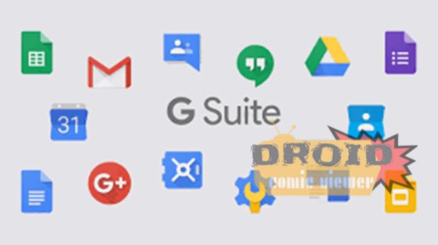 شرح خدمات جوجل Google services تقدم لك الكثير من المميزات - droidcomicviewer