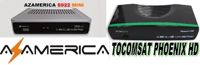 AZAMERICA S922 MINI V02_058 RS232 ou USB - 15/05/2018