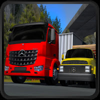 Mercedes Truck Simulator Unlimited Money MOD APK