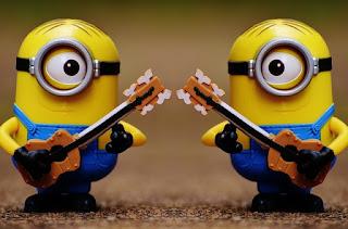 Minions música