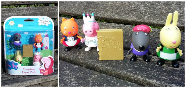 Once Upon a Time with Peppa Pig Storytime Figure Pack
