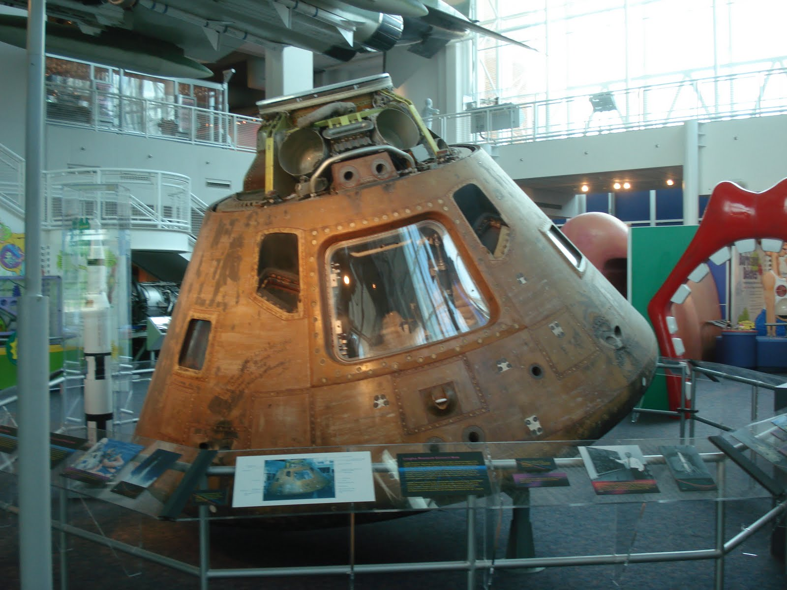 Stafford's On The Road: Virginia Air and Space Center ...