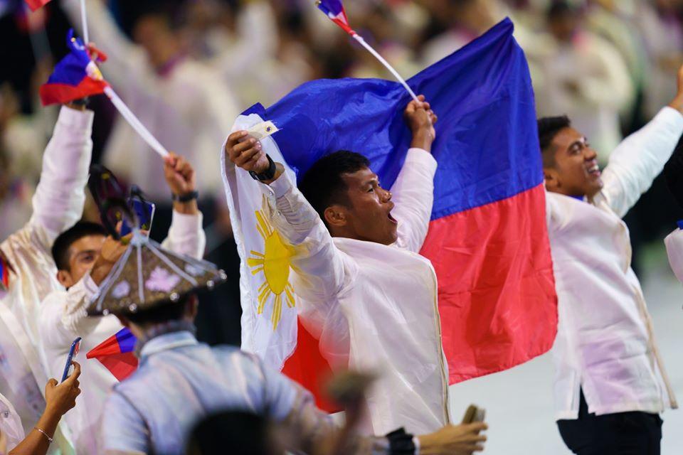 Congratulations, Team Philippines! Truly, #WeWinAsOne!