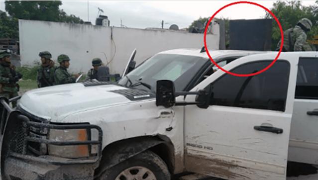 El Dia que El Capo Cárdenas de Matamoros solapado por Cabeza de Vaca invadió Río Bravo, la policía no vio nada y El Pelochas del Cártel del Golfo respondió