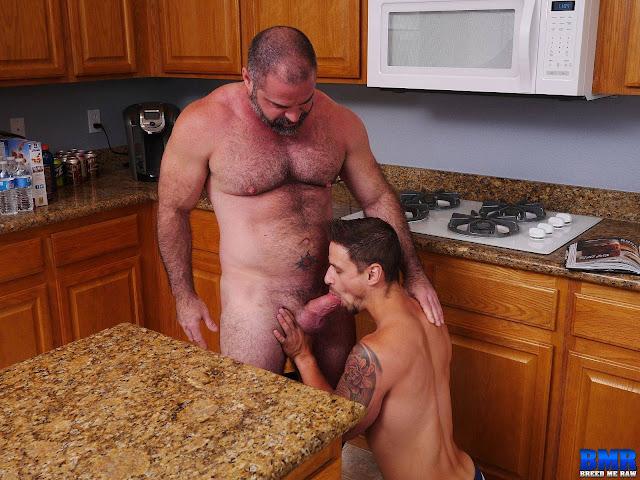 Breed me Raw - Bishop Angus and Jackson Reed