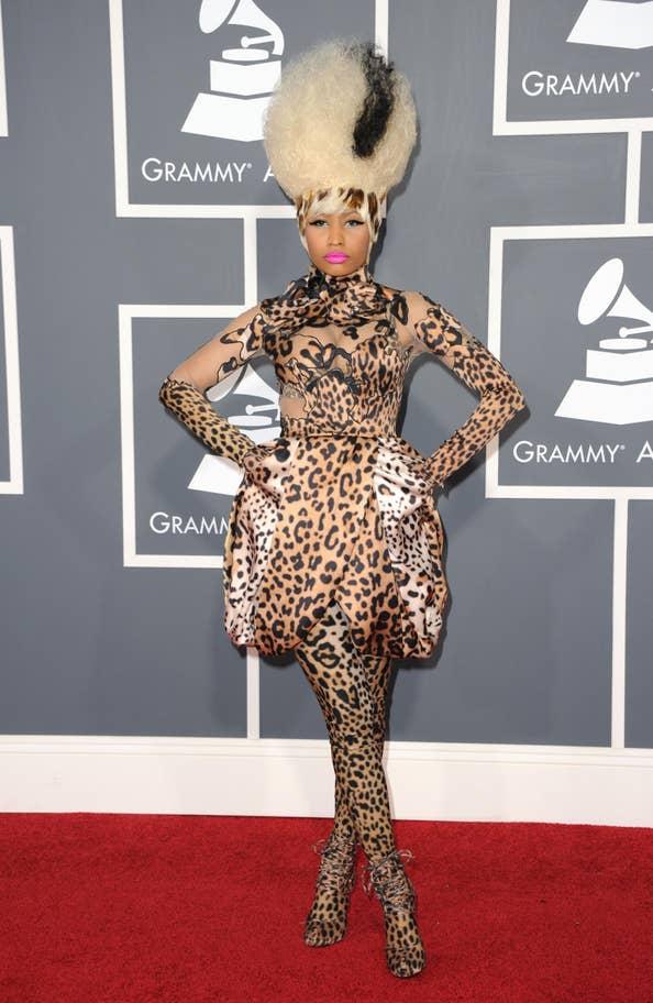 Nicki Minaj (2011).