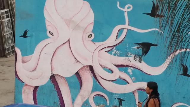 Lima, Peru, Melanie.Ps, The Purple Scarf, Travel, South America, Backpacking, Explore, Woman, Canadian, Tourist, streetart