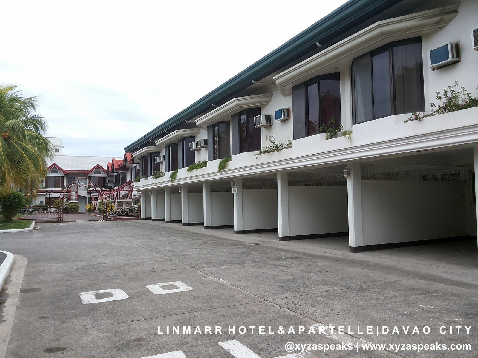 Davao City Linmarr Hotel And Apartelles Accommodation