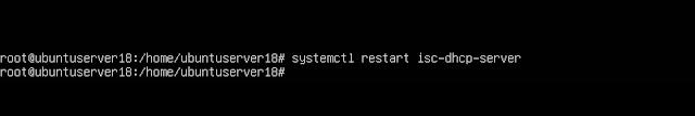 Cara Konfigurasi DHCP Server Linux Ubuntu 18.04 LTS – Pusat Pengetahuan