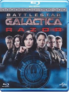 Battlestar Galactica: Razor [BD25] *Subtitulada