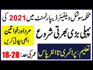 latest jobs in pakistan 2021 today
