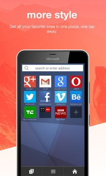 Download Opera Mini XAP For Windows Phone Free For Windows Phone Mobiles With A Direct Link.