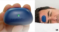 You can now shock your partner when he snores with this device