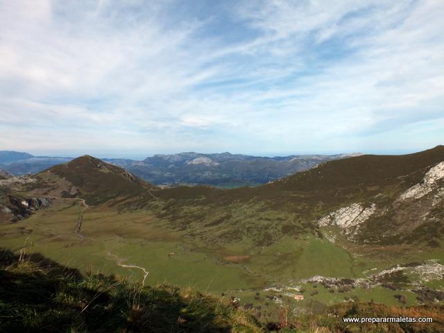 miradores lagos de covadonga