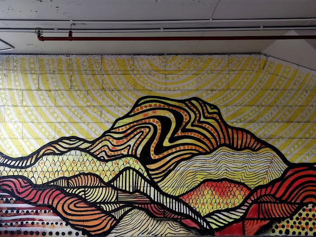 Street Art in Wollongong by David Cragg