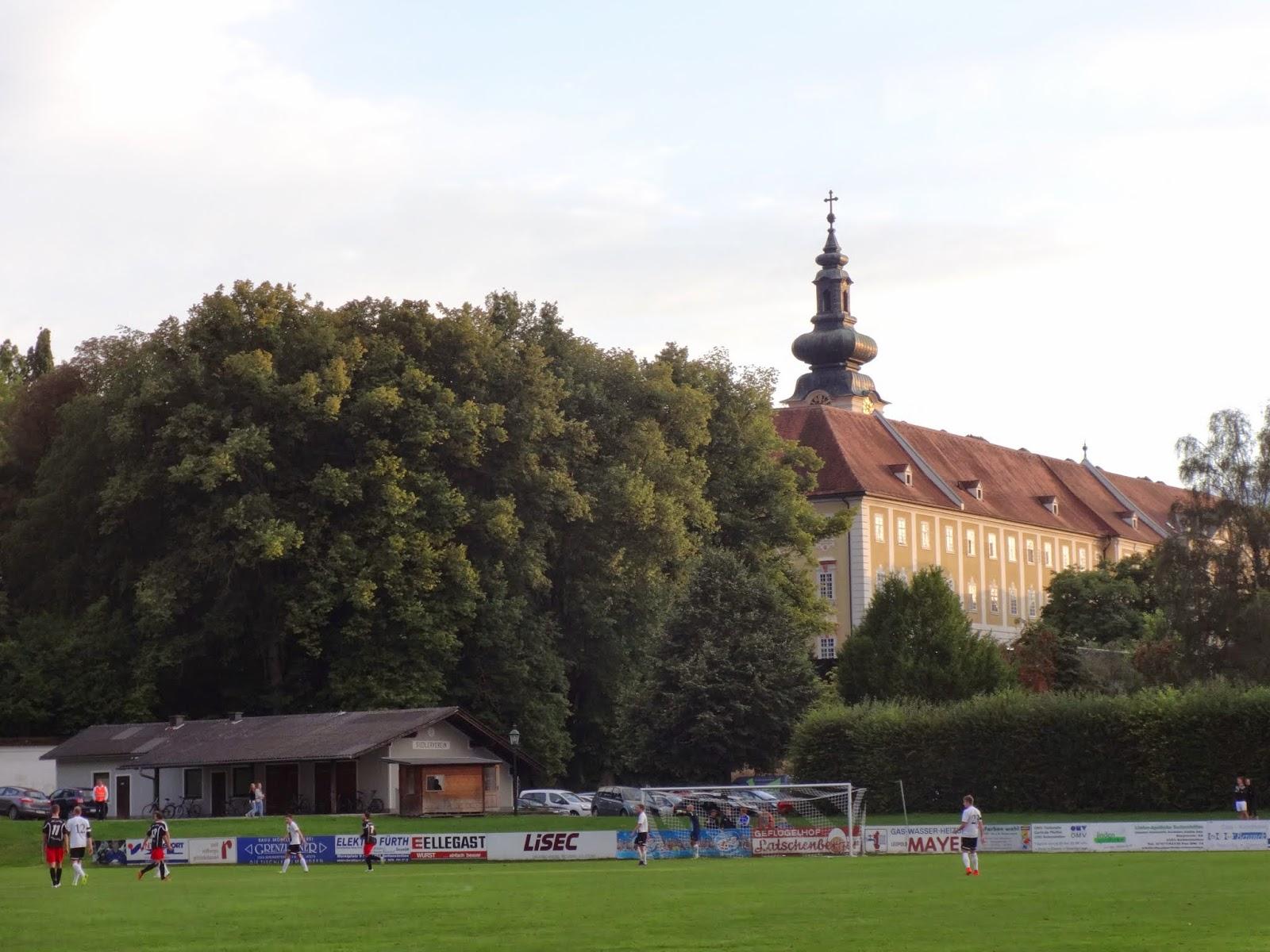 Mm Groundhopping Usc Seitenstetten Ask Wilhelmsburg