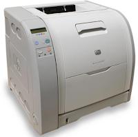 Télécharger HP Color LaserJet 3700dn Pilote