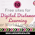10 Free Sites for Digital Distance Learning for World Language