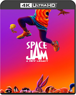 Space Jam: A New Legacy [2021] [UHD] [Latino]