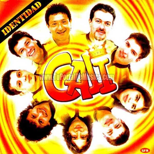 Grupo Cali - Identidad (2002)