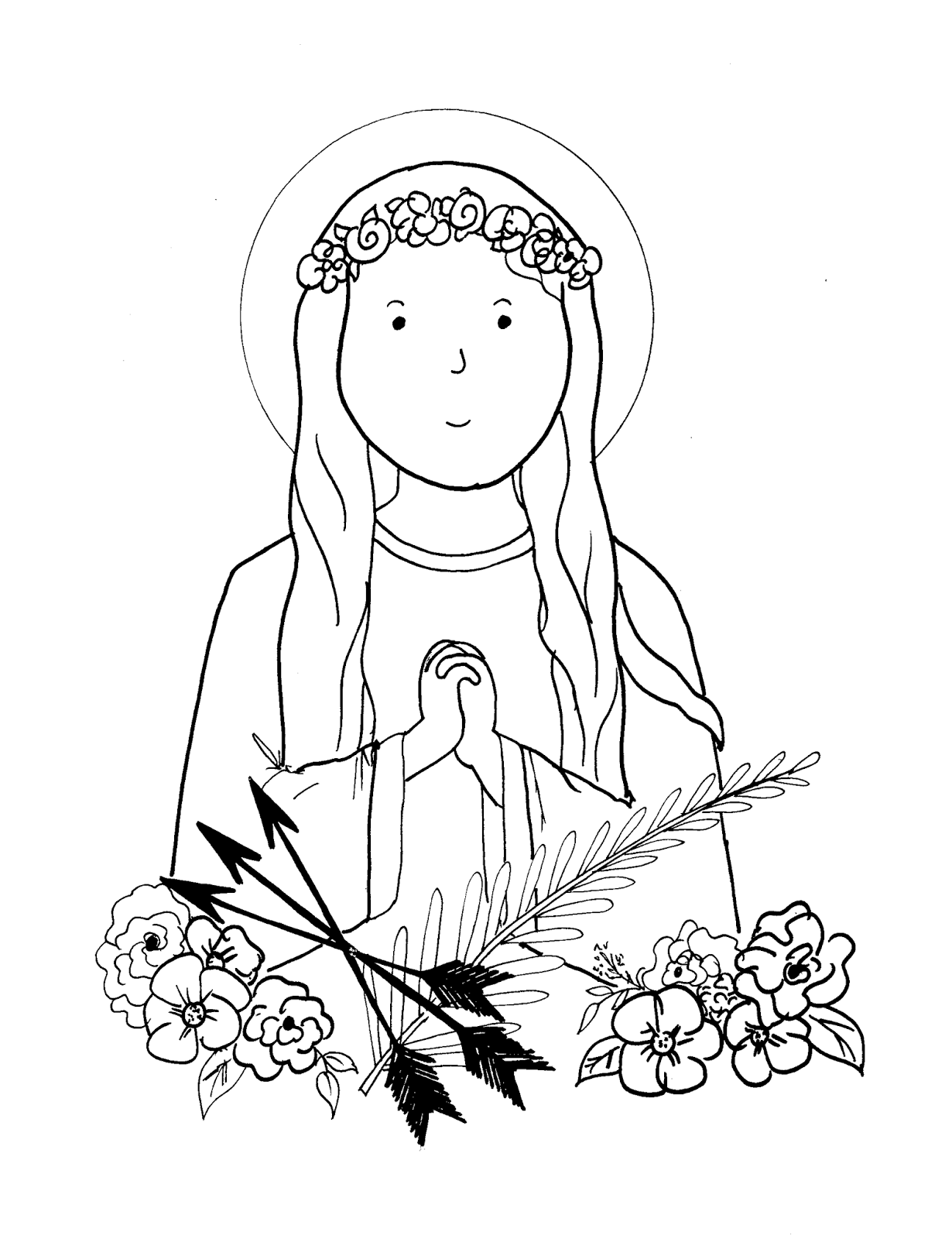 Everything Is Grace The Saints Printables