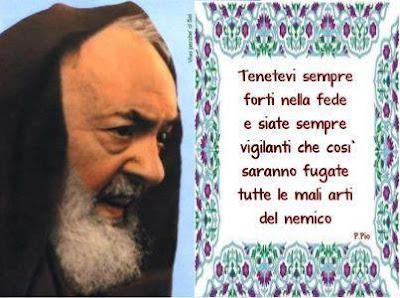 Leggoerifletto L Angelo Custode E Padre Pio Preghiera Per Gli