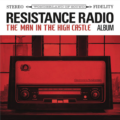 Resistance Radio the man in the high castle album vinyl