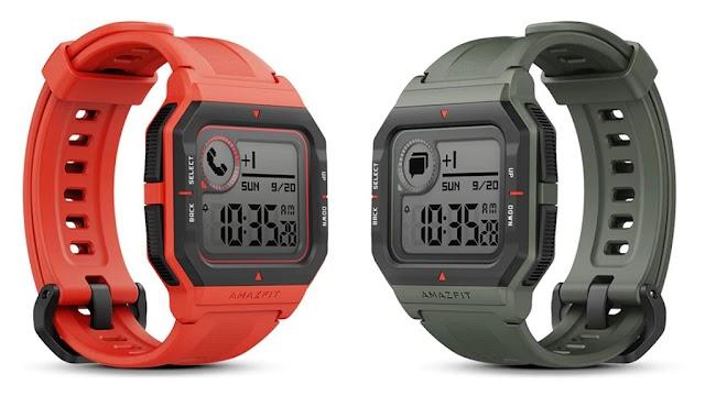 """Smartwatch Amazfit Neo ra mắt thiết kế """"Retro"""" chắc chắn Pin 160mAh. Giá dự kiến 950K VND"""