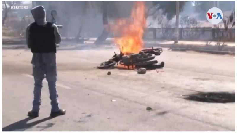 Los conflictos y enfrentamientos van en crecida en Bolivia / VOA