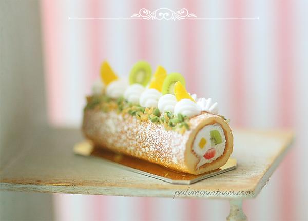 Roll Cake Bakery