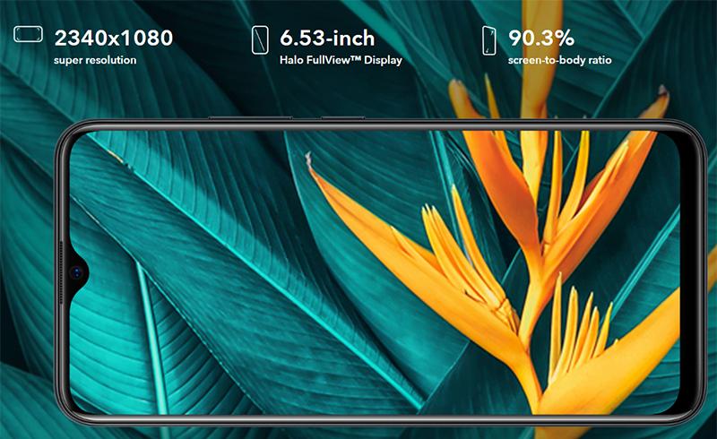 6.53-inch screen!