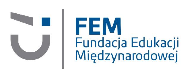 Logo Fundacji Edukacji Międzynarodowej