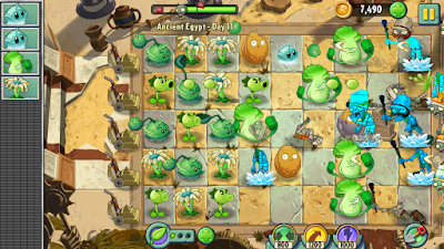 Plants vs. Zombies 2 V.4.5.2 MOD APK ~ PCGamesAndro