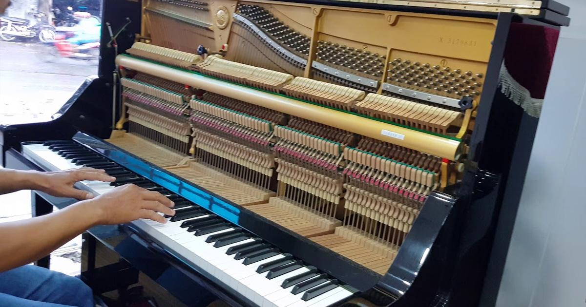 Số người dùng đàn piano Yamaha của Việt Nam đang rất nhiều mọi người đang dần dần thích và ưa chuộng nó.