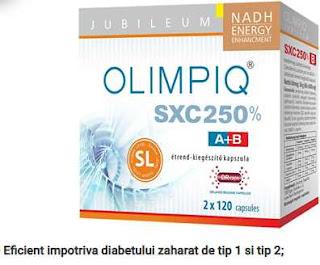 Pareri Olimpiq Jubileum SXC SL 250% forum celule stem pentru diabet
