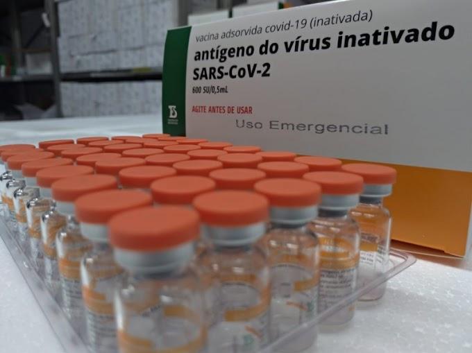 Ministério da Saúde enviará lote de Coronavac ao RS para zerar segundas doses atrasadas