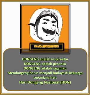selamat hari dongeng nasional