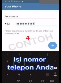Daftar vtube telegram 4