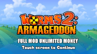 Download Worms 2: Armageddon v1.4.1 MOD Money Terbaru