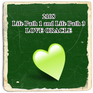 2108 Life Path 1 and Life Path 3 LOVE Forecast