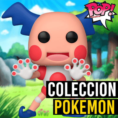 Lista de figuras funko pop de Funko POP Pokemon