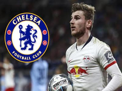 Tin HOT bóng đá sáng 7/6: Werner nhận số áo của huyền thoại Drogba
