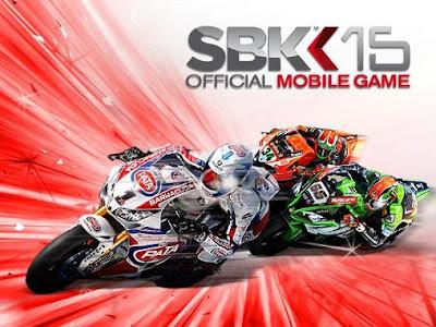 SBK15 official mobile game apk + obb
