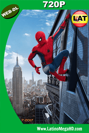 Spider-Man: De Regreso A Casa (2017) Latino HD Web-Dl 720p ()