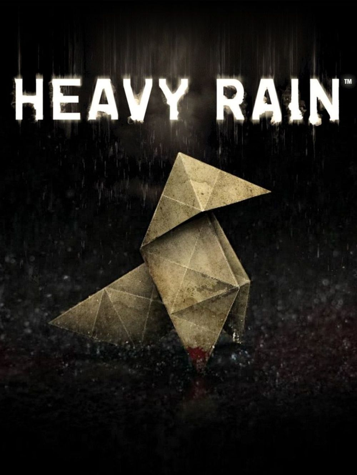 Descargar Heavy Rain PC Cover Caratula
