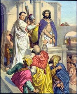 بيلاطس البنطي الأنبا مكاريوس