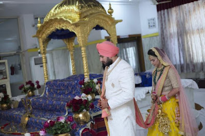 Priya Bathija and DJ Kawaljeet wedding2