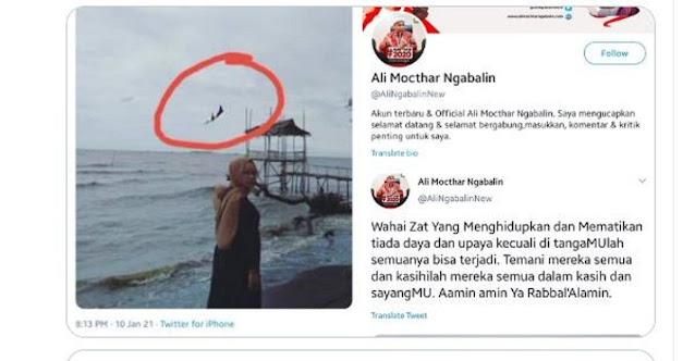 Ngabalin Share Hoax Terkait Jatuhnya Sriwijaya Air, Polisi Ancam Begini Buat Penyebar Hoax Tragedi Sriwijaya