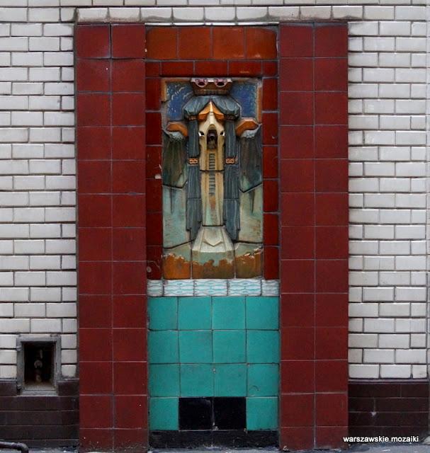 zdrój Warszawa Warsaw kamienica Śródmieście architektura Edward Eber