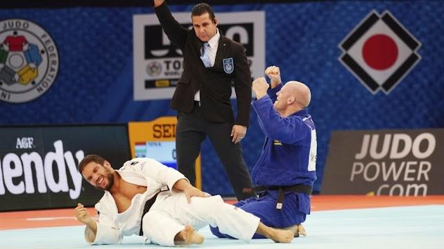 Cselgáncs-vb - Tóth Krisztián sérülten is kiharcolta a bronzmérkőzést